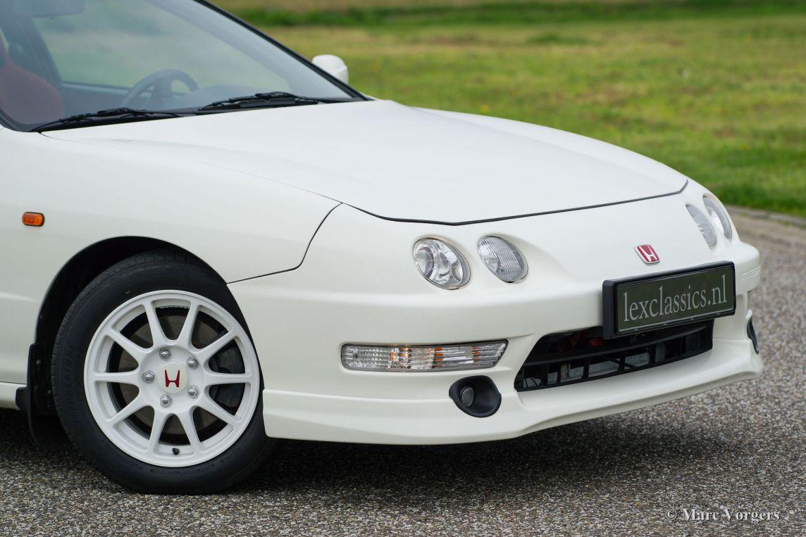 Honda Integra Type R E A Ec