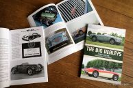 THE BIG HEALEYS BY JOHN NIKAS & MARC VORGERS BOOK