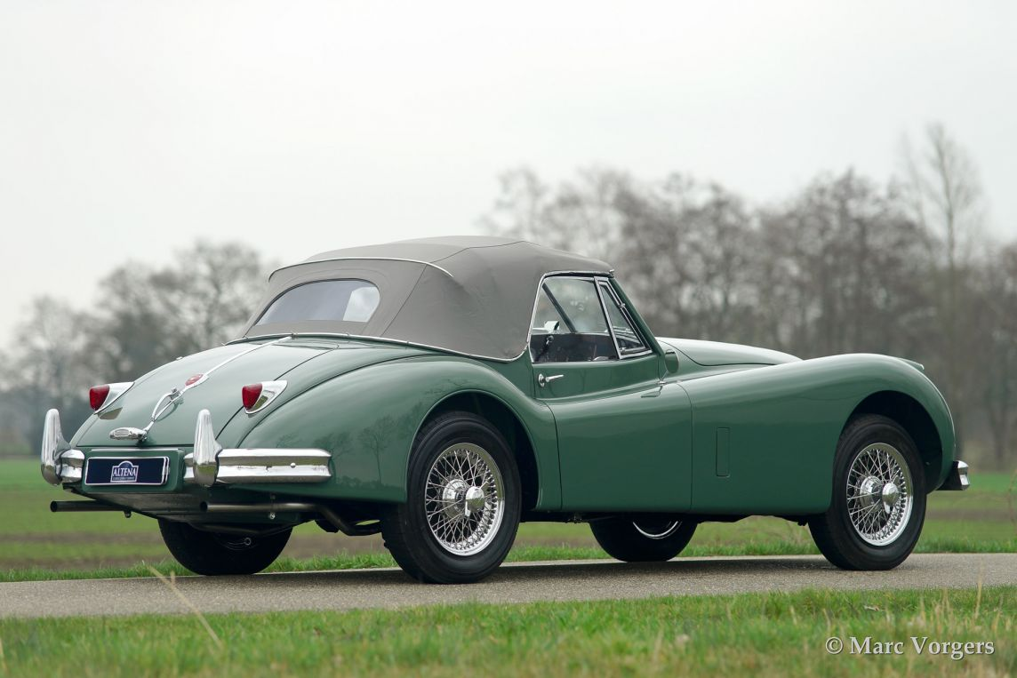 jaguar xk 140 3 4 litre dhc 1956 welcome to classicargarage. Black Bedroom Furniture Sets. Home Design Ideas