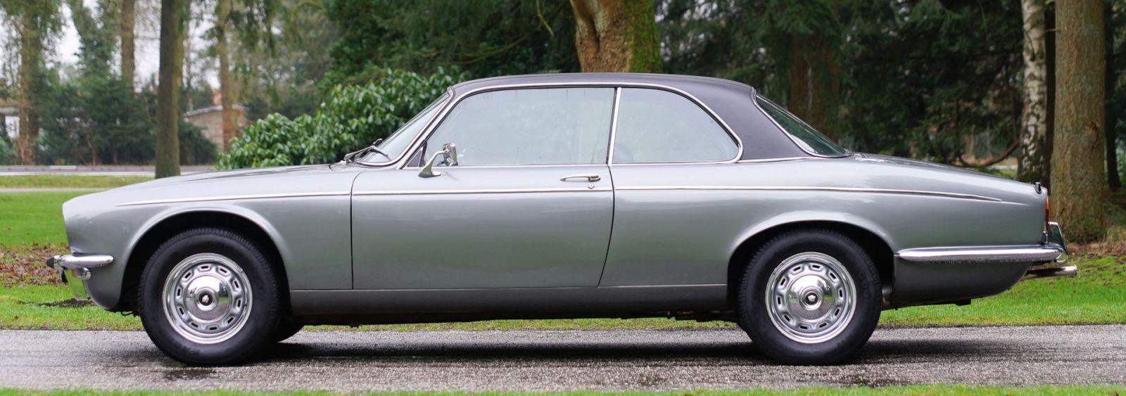 Jaguar XJ 6 4.2 Litre Coupe, 1975