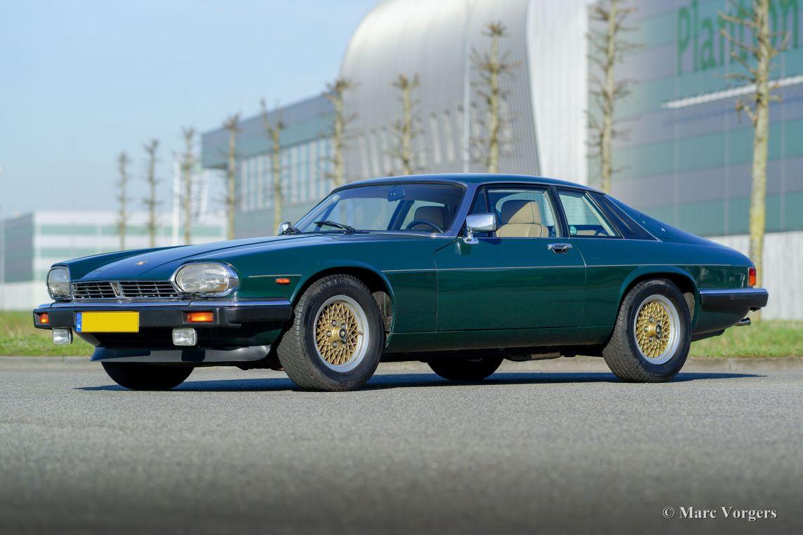 Jaguar F Type Coupe >> Jaguar XJ-S V12 'Le Mans' Edition, 1988 - Welcome to ClassiCarGarage