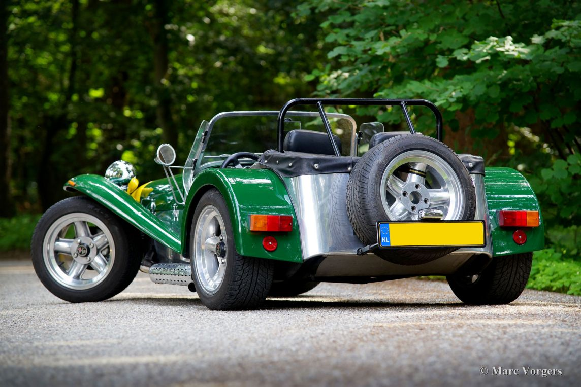 Caterham Super Seven 1973 Welcome To Classicargarage