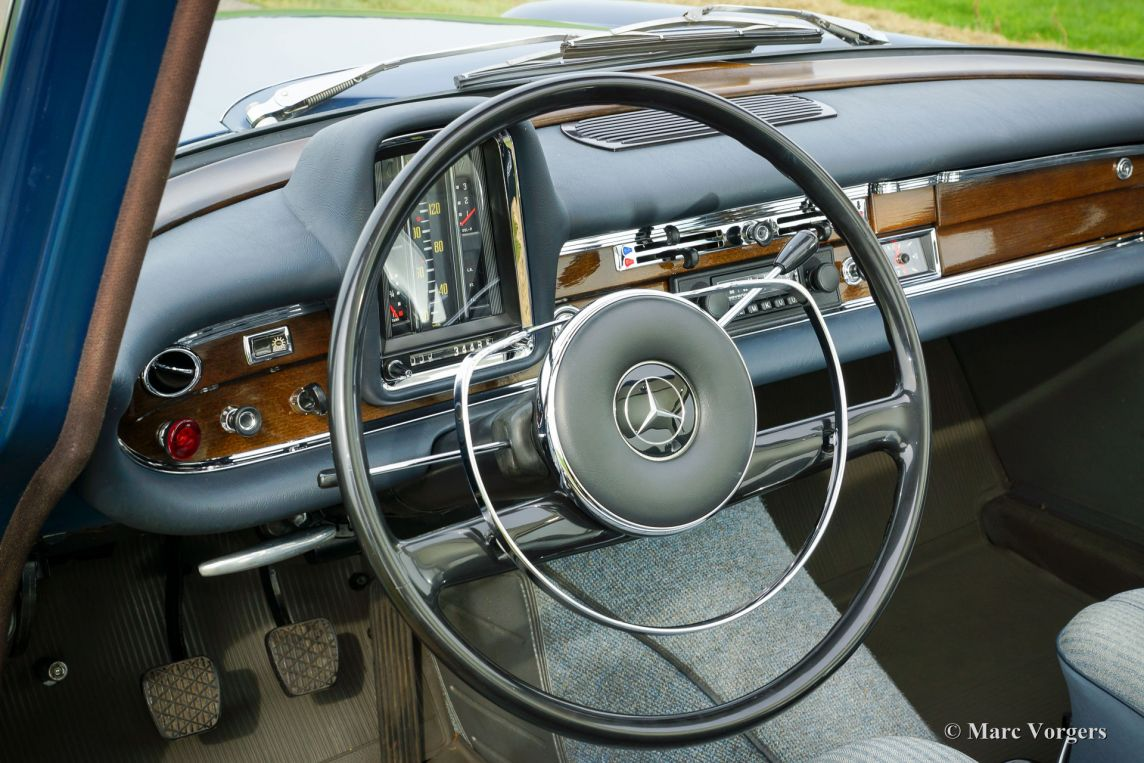 Mercedes Benz 220 S 1964 Welcome To Classicargarage