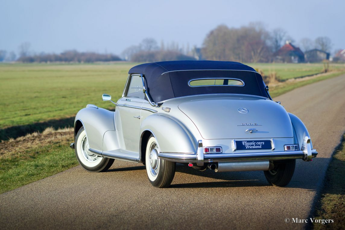 Mercedes Benz 600 >> Mercedes-Benz 300 S cabriolet, 1953 - Welcome to ...