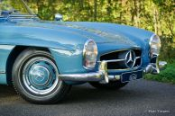 Mercedes-Benz 300 SL Roadster, 1957