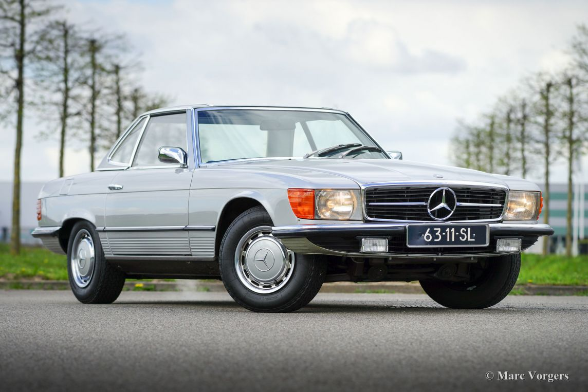 Mercedes benz 350 sl 1971 welcome to classicargarage for Mercedes benz address