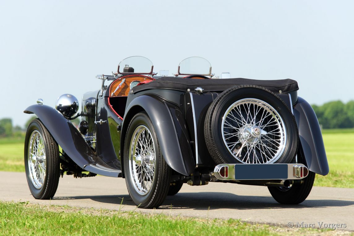 MG TC 'supercharged', 1947 - Welcome to ClassiCarGarage