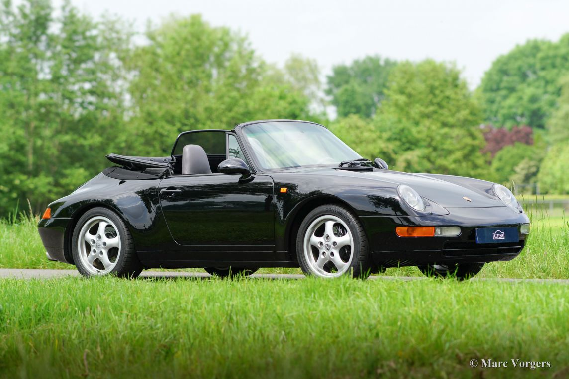porsche 911 993 carrera cabrio 1995 welcome to classicargarage. Black Bedroom Furniture Sets. Home Design Ideas