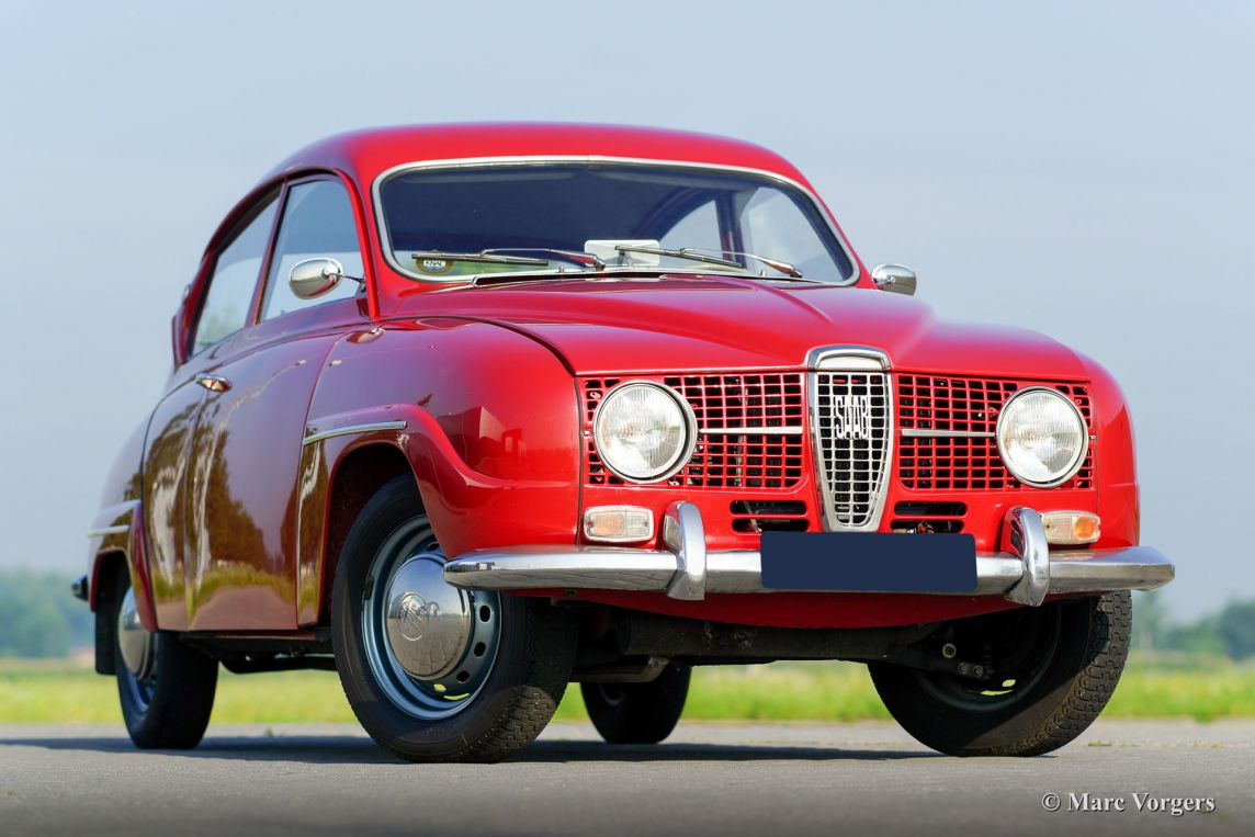 Saab 96, 1964 - Welcome to ClassiCarGarage