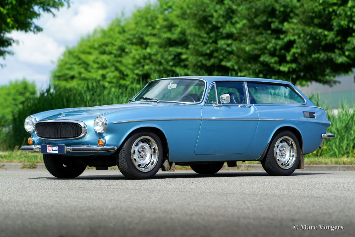 Volvo 1800 ES, 1973 - Welcome to ClassiCarGarage