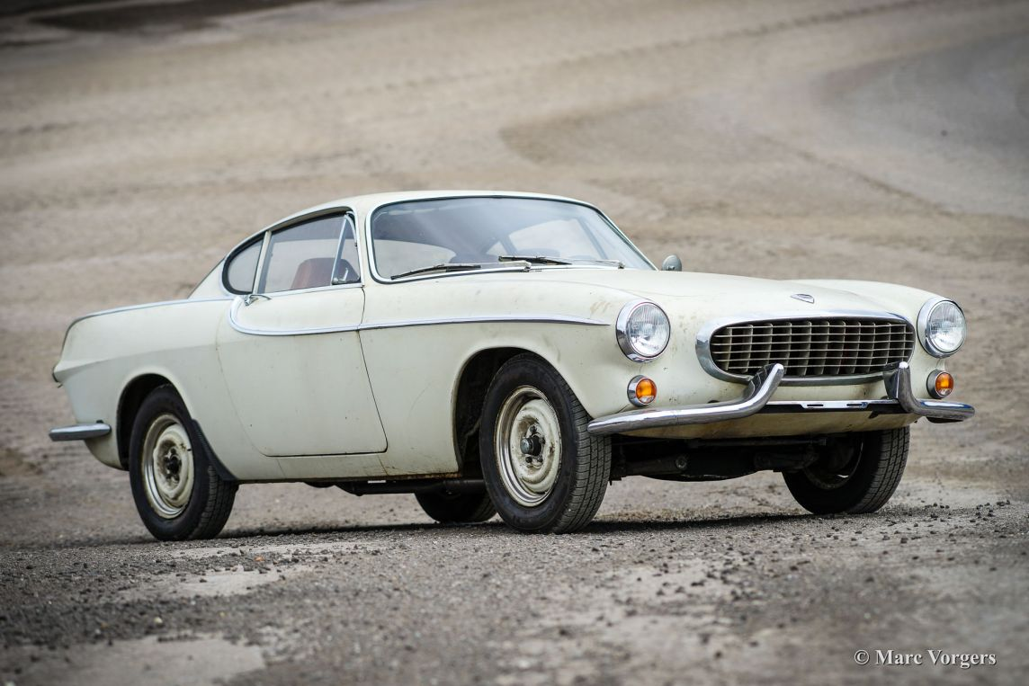 Volvo P1800 S BARN FIND - Welcome to ClassiCarGarage