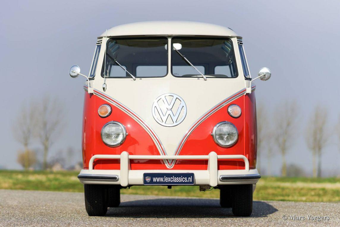 Volkswagen T1 Samba bus, 1963 - Welcome to ClassiCarGarage