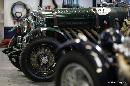 Bentley 8-Litre tourer project