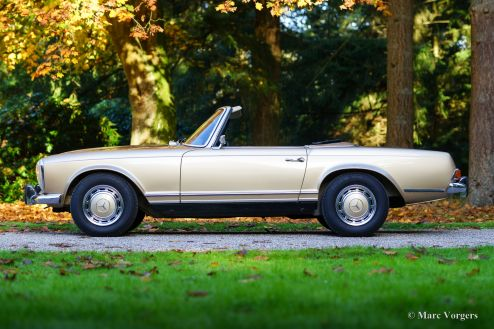 Mercedes-Benz 280 SL, 1969