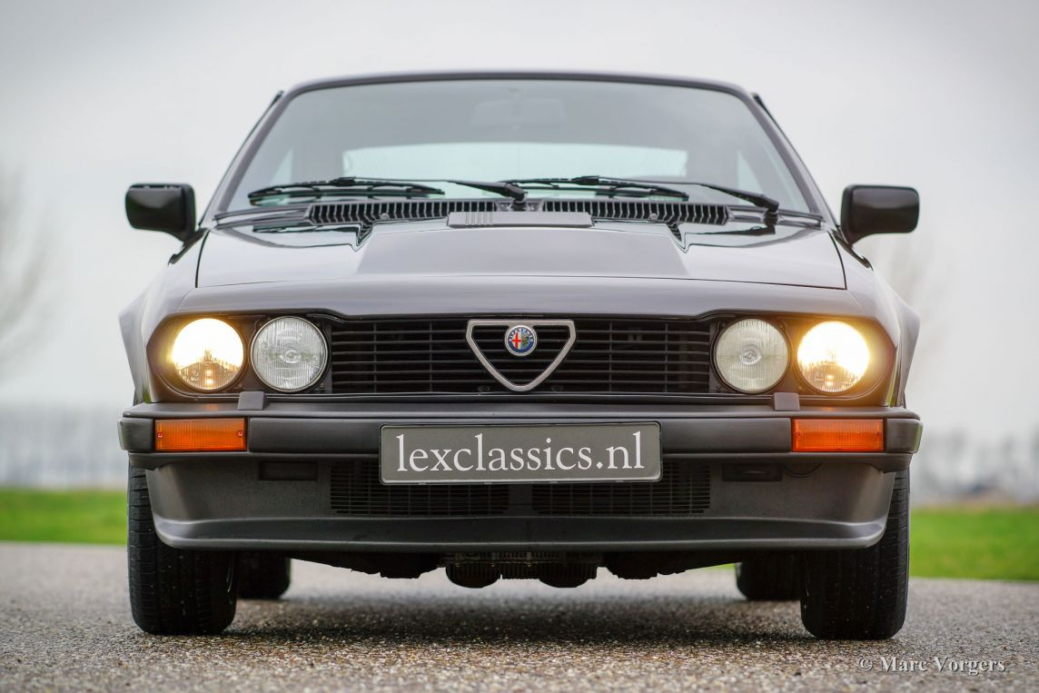 alfa romeo gtv6 2 5 1984 welcome to classicargarage. Black Bedroom Furniture Sets. Home Design Ideas