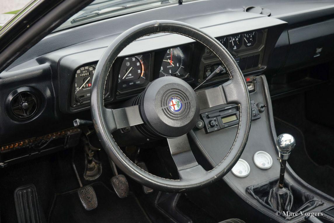Alfa Romeo Alfetta Gtv C B on Alfa Romeo 75