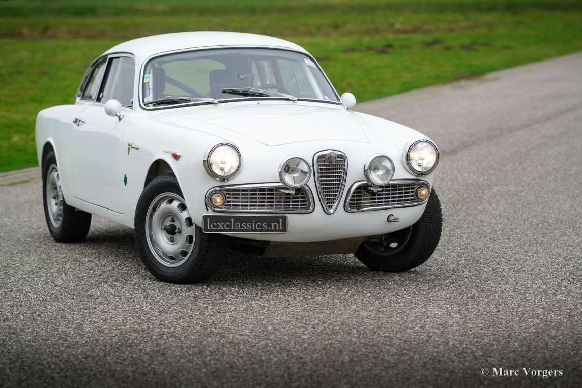 Alfa Romeo Giulietta Rally Ca on 1959 Alfa Romeo Spider