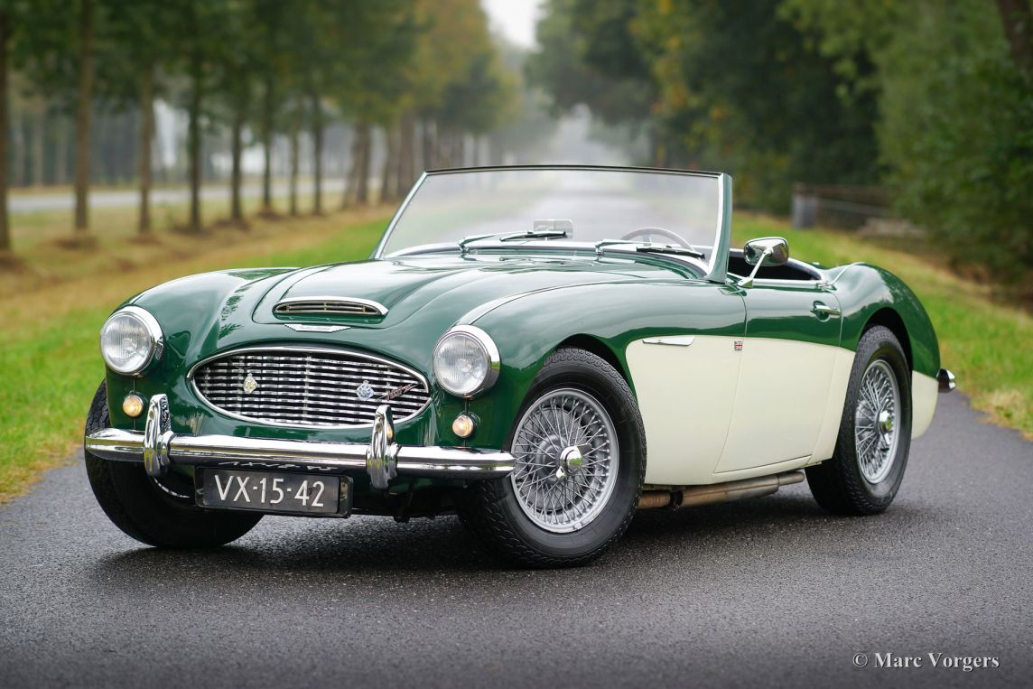 Austin Healey 100 6 Two Seater 1957 Welcome To