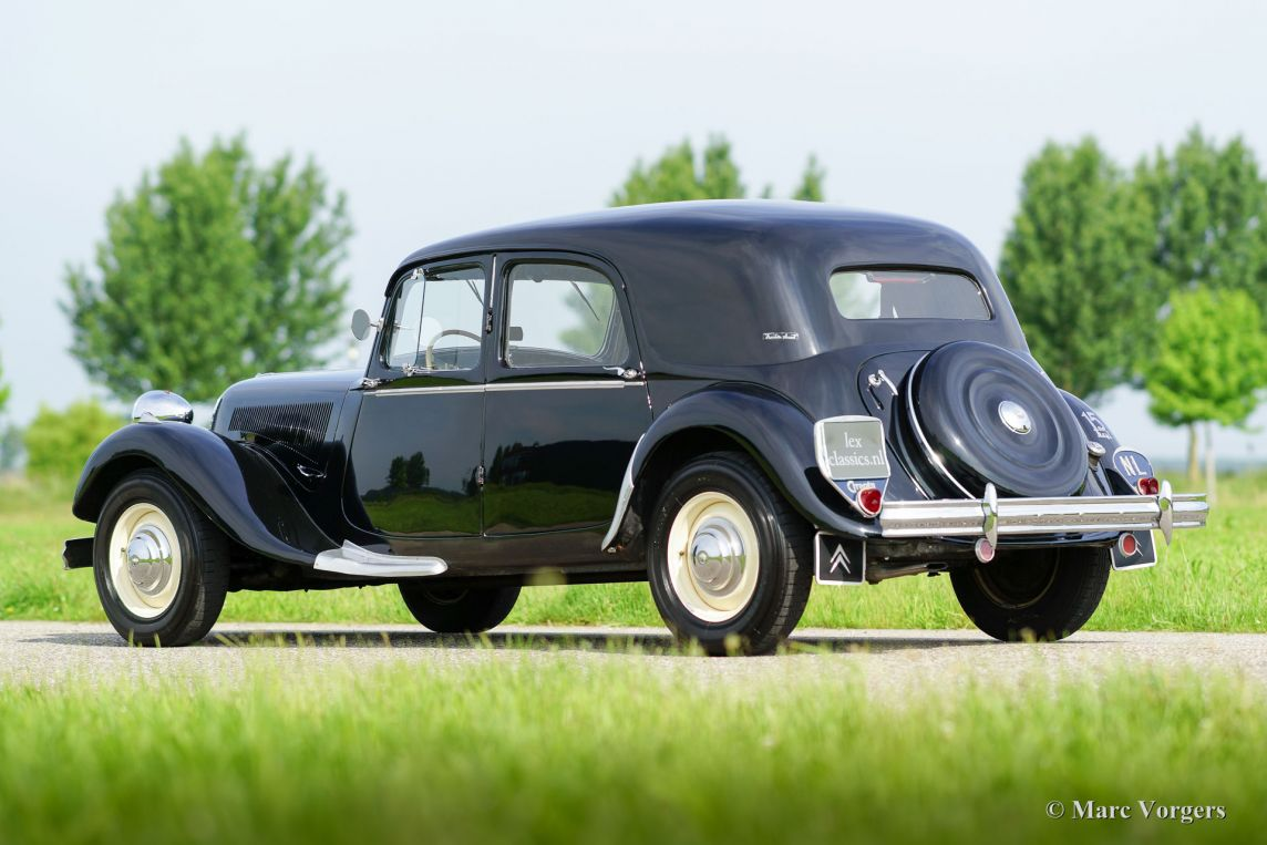 Police Cars For Sale >> Citroën 15-SIX 'Traction Avant', 1951 - Welcome to ...