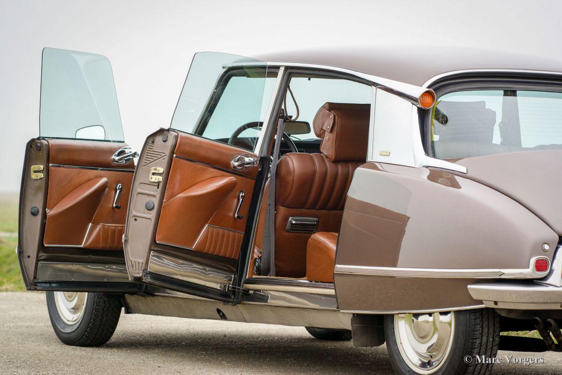 Citroen Ds Pallas Classic Cars