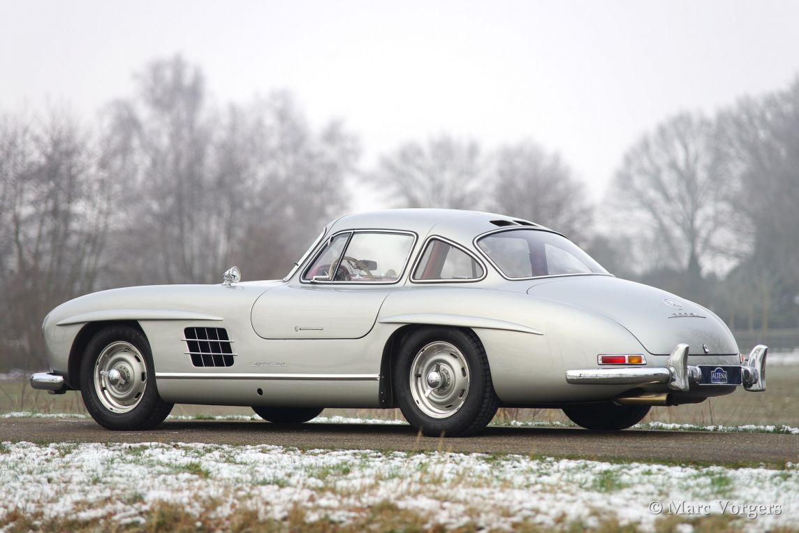 Mercedes-Benz 300 SL 'Gullwing', 1956 - Welcome to ...