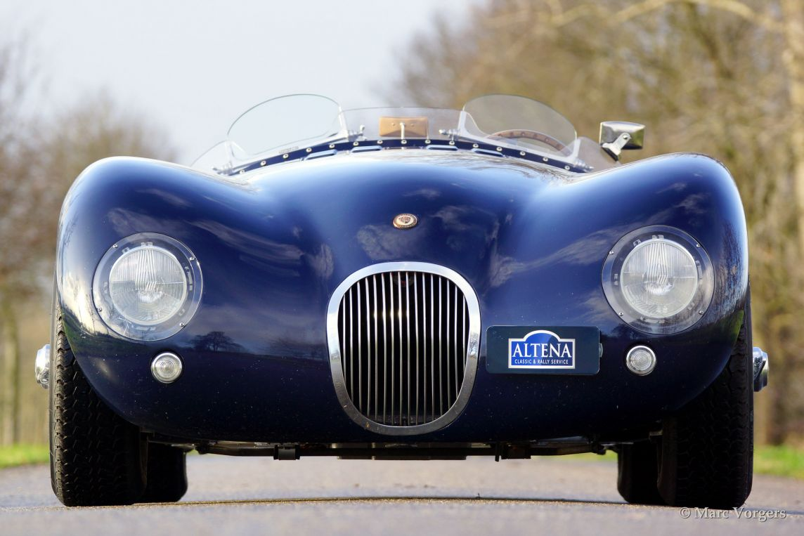 Jaguar C Type (Heritage), ...