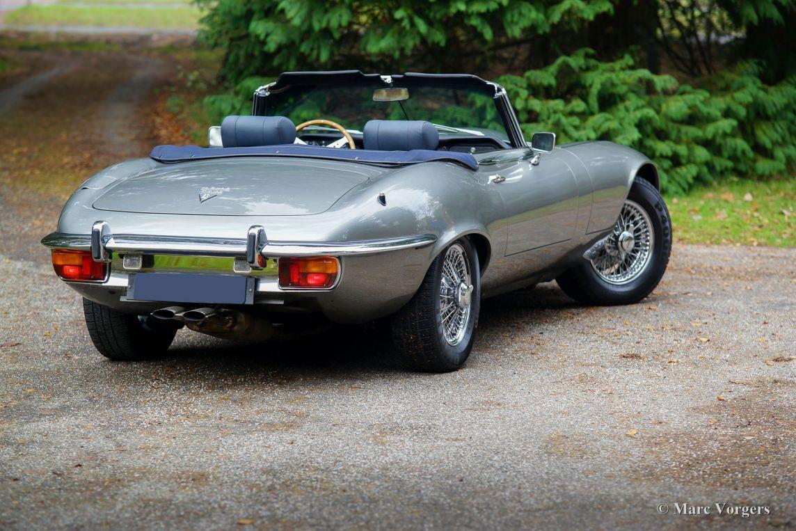 Jaguar F Type Convertible >> Jaguar E-type V12 roadster, 1971 - Welcome to ClassiCarGarage