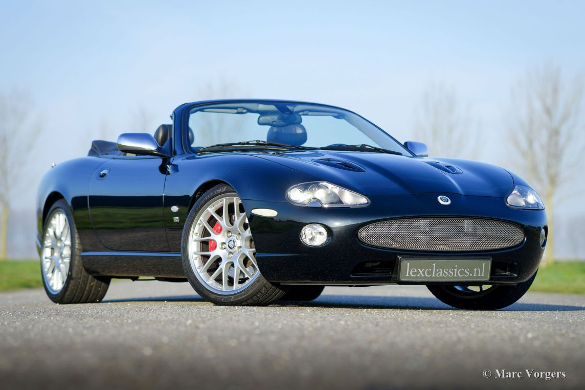 Jaguar XKR 4.2 S convertible, 2005 - Welcome to ...