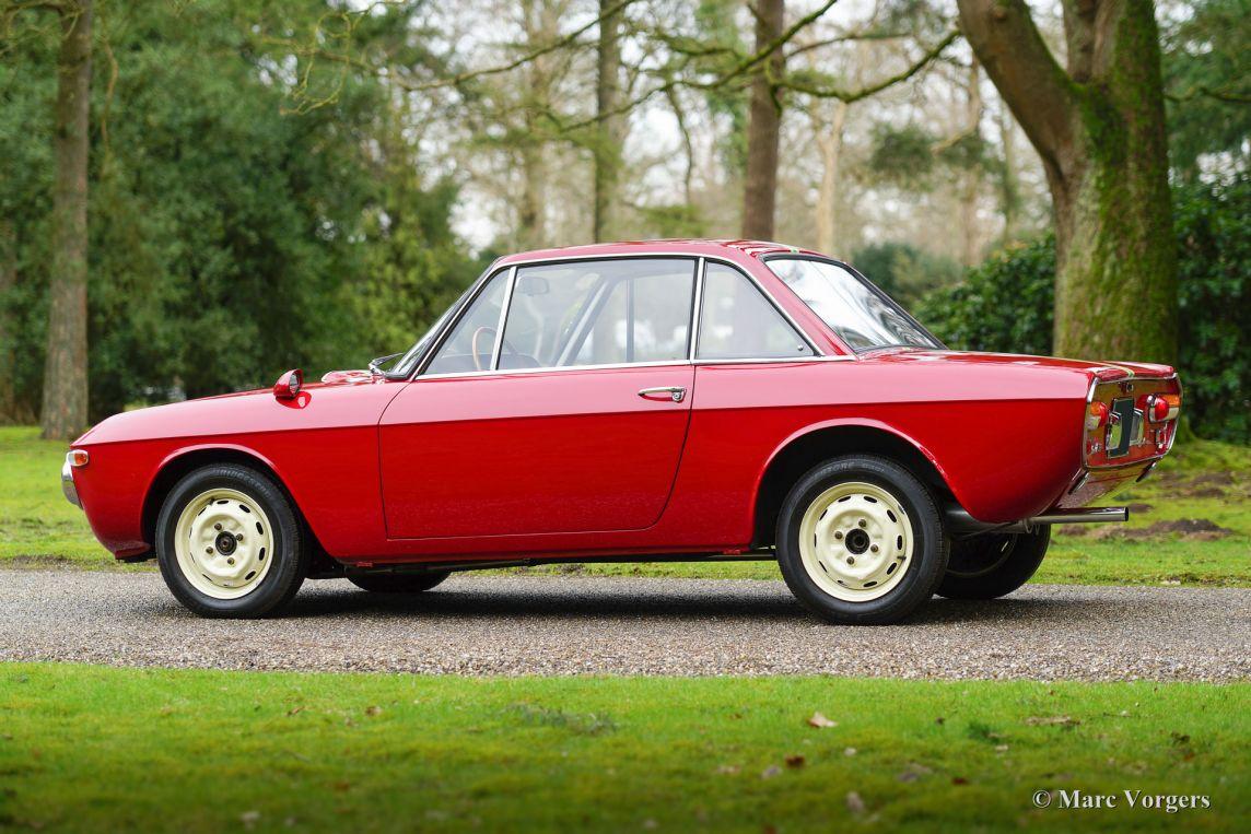 Lancia Fulvia Rally 1.3 HF, 1968 - Welcome to ClassiCarGarage