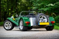 Caterham Super Seven, 1973