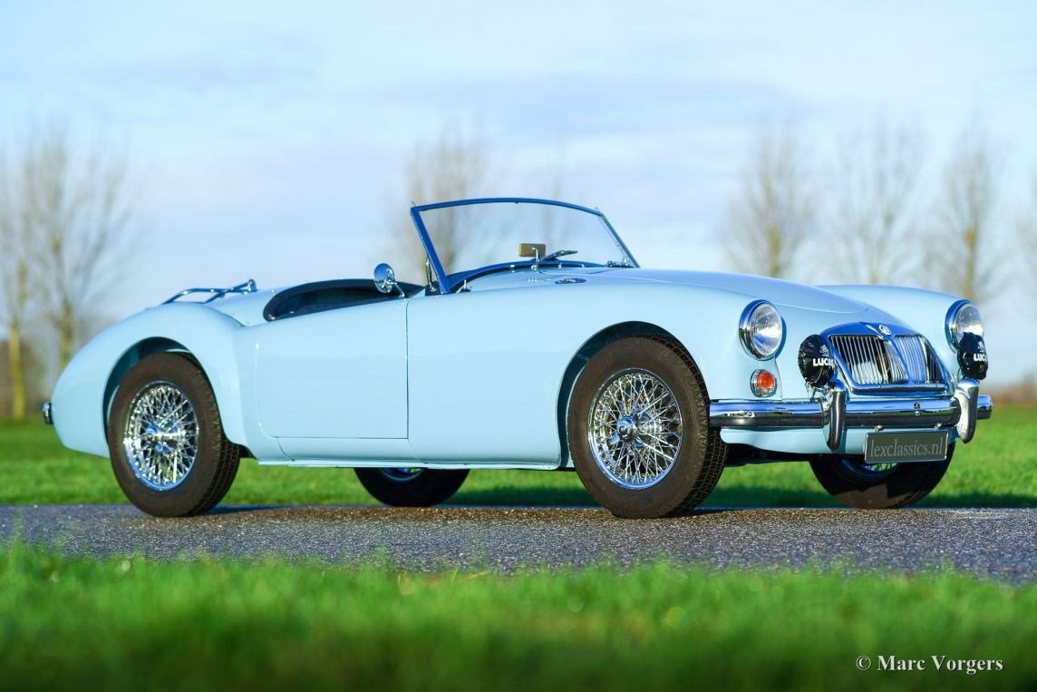 Mg Mga 1600 Mk Ii Roadster 1961 Welcome To Classicargarage