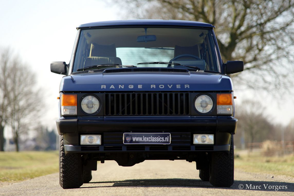 Range rover classic 1988 welcome to classicargarage for Garage land rover brest