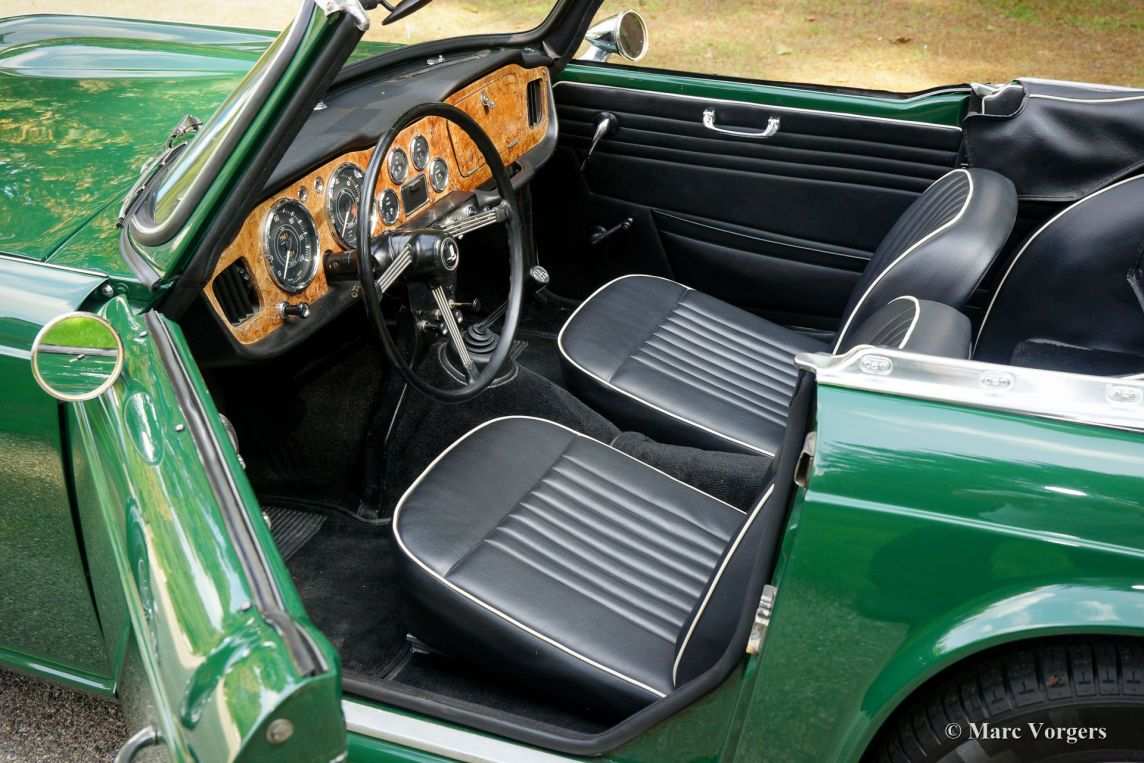Triumph Tr4 1965 Welcome To Classicargarage