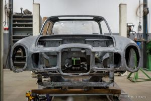 Facel Vega Facel 2, 1962 restoration