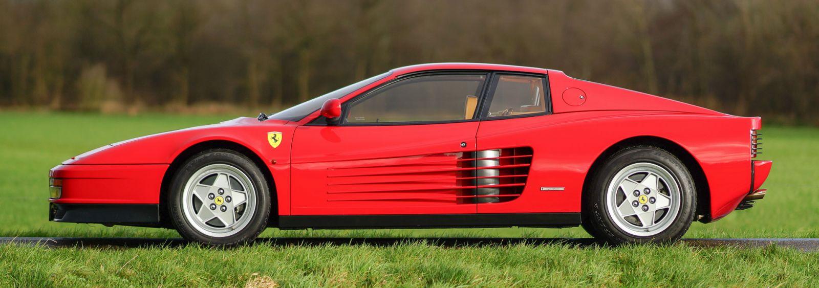 Ferrari testarossa 1991 welcome to classicargarage vanachro Images