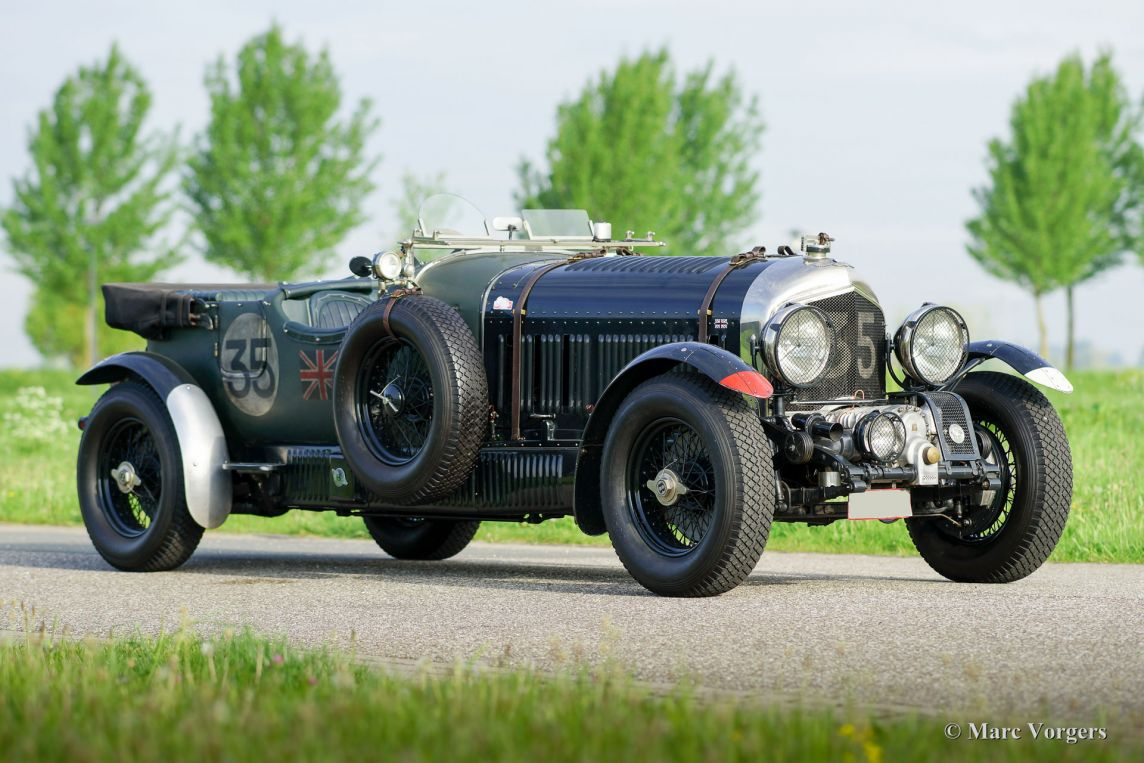 Bentley 6 5 Litre Blower 1935 Welcome To Classicargarage