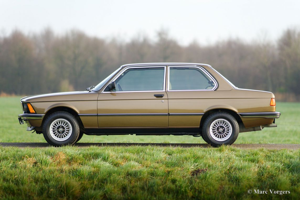 Bmw 320 6 1981 Welcome To Classicargarage
