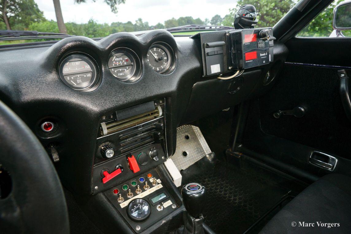 Datsun 240Z rally car, 1971 - Welcome to ClassiCarGarage