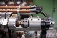 Rebuild of the 1934/39 SEFAC 'parallel eight' Grand Prix Engine