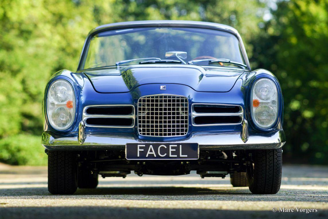 facel vega facel 6 cabriolet 1964 restoration classicargarage fr. Black Bedroom Furniture Sets. Home Design Ideas