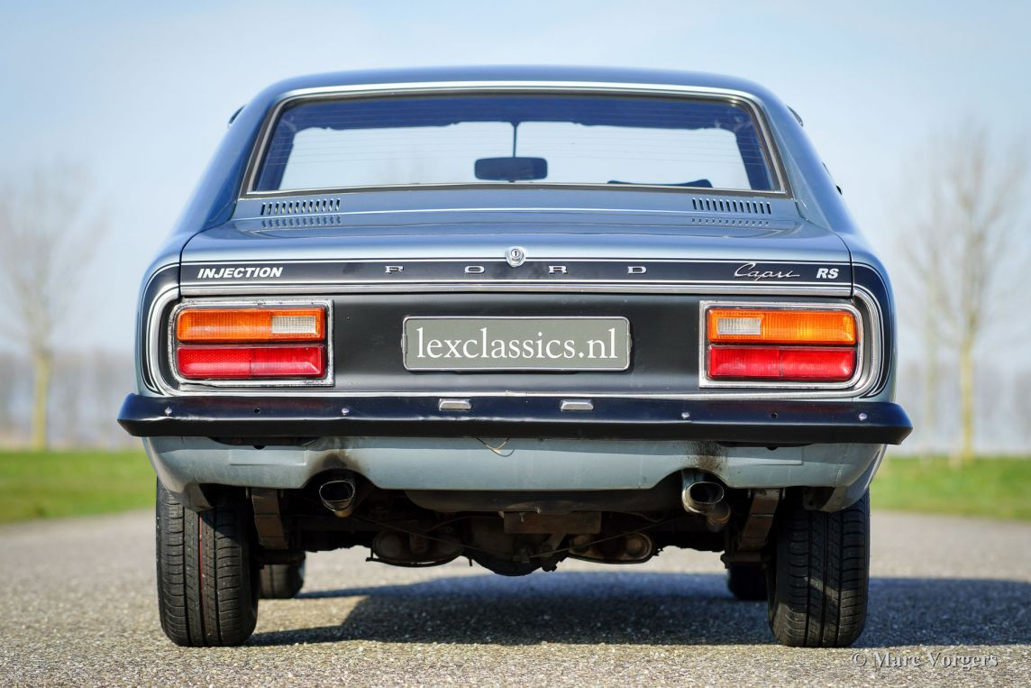 Ford Capri RS 2600, 1973 - Welcome to ClassiCarGarage