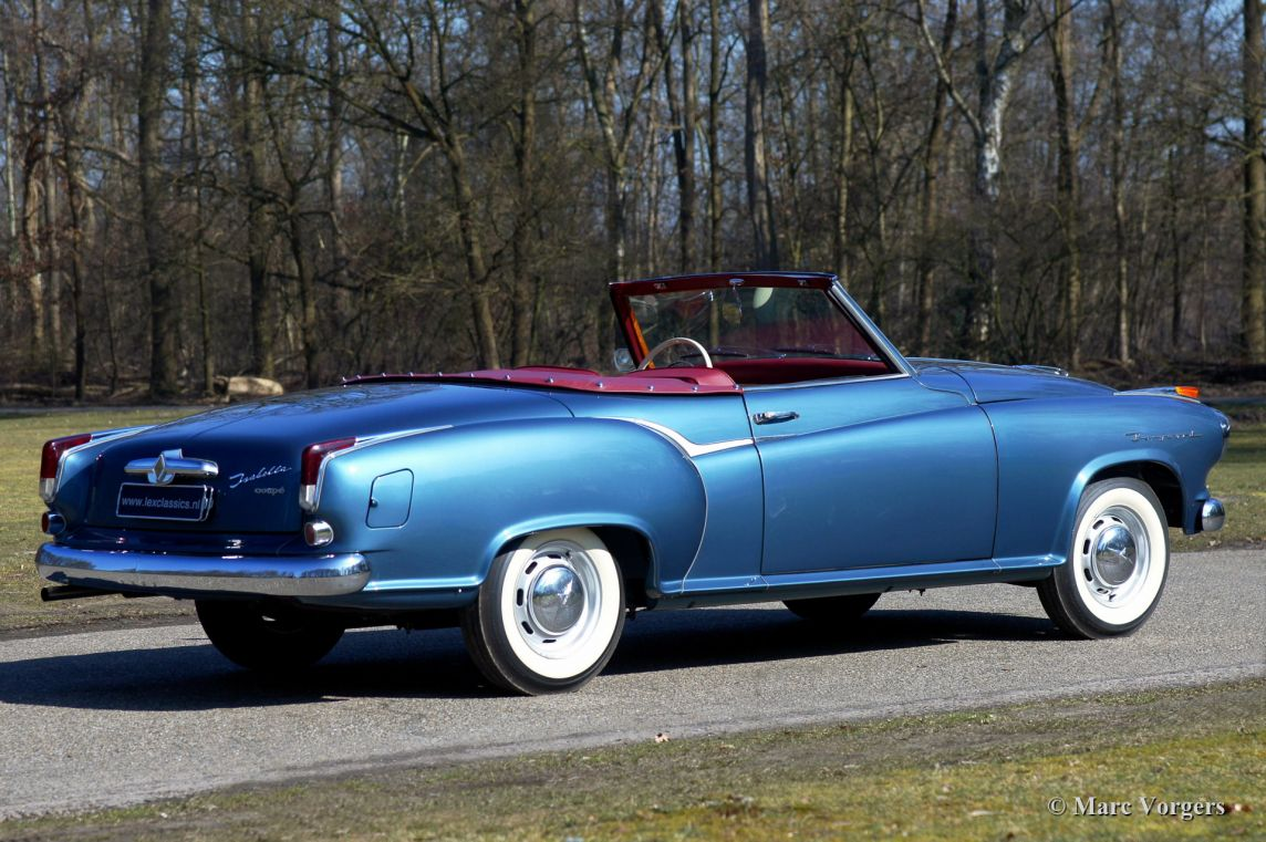 borgward isabella ts cabriolet 1958 welcome to classicargarage. Black Bedroom Furniture Sets. Home Design Ideas
