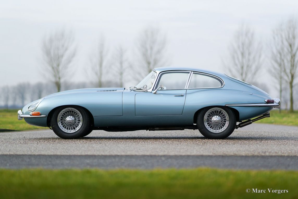 Jaguar E Type 4 2 Litre Fhc 1967 Welcome To Classicargarage