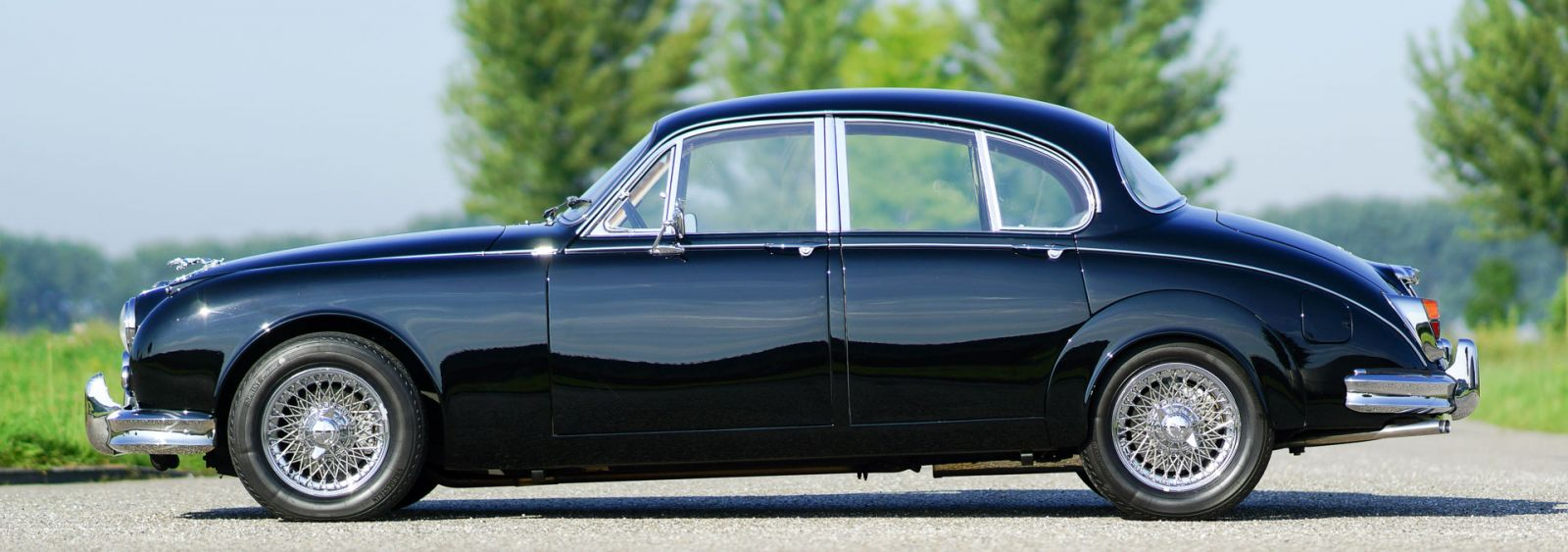Jaguar Mk II 3.8 litre, 1967 - Welcome to ClassiCarGarage