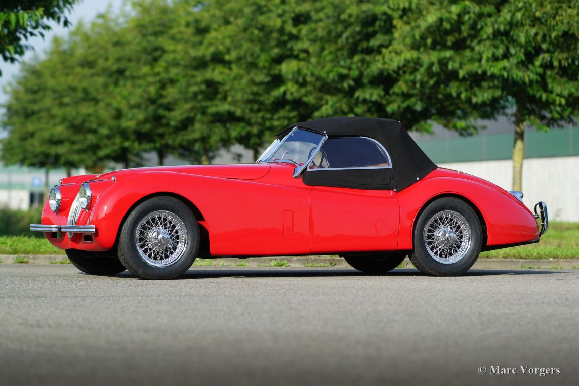 Jaguar Xk 120 Ots Roadster 1954 Welcome To