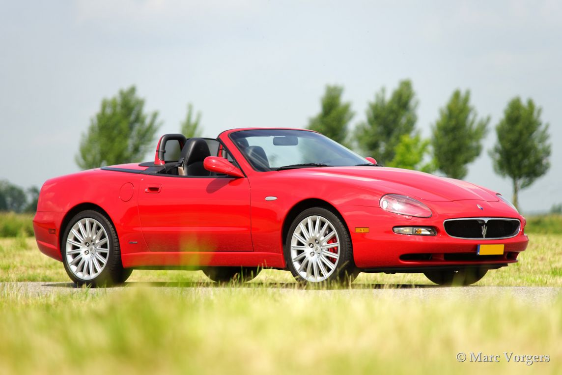 Maserati Spyder GT Cambiocorsa, 2002 - Welcome to ...