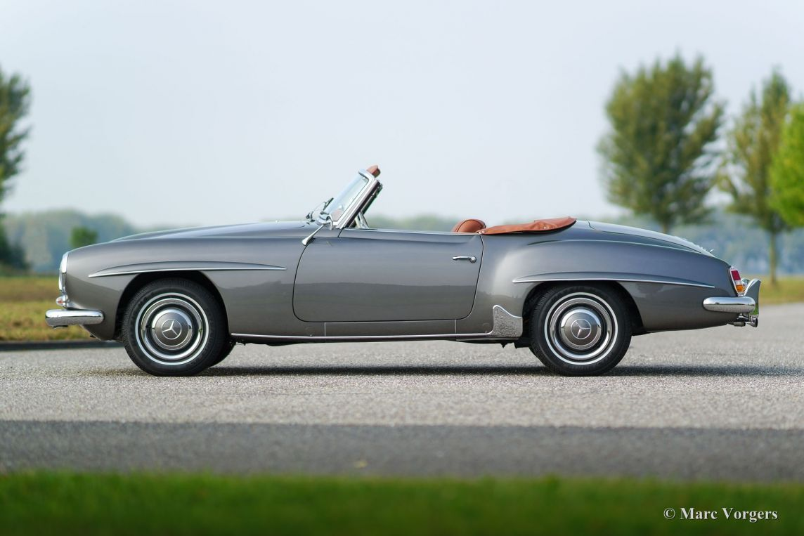 Mercedes benz 190 sl 1962 welcome to classicargarage for Where do they make mercedes benz