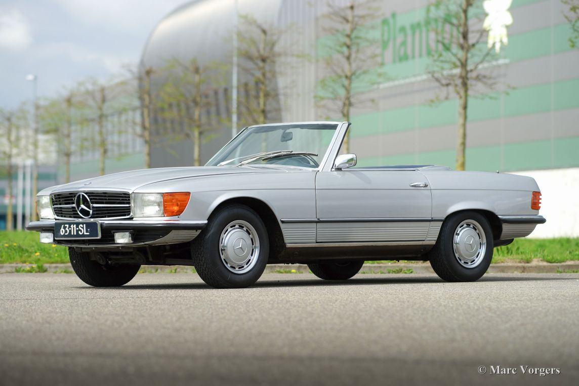 Mercedes benz 350 sl 1971 welcome to classicargarage for The mercedes benz