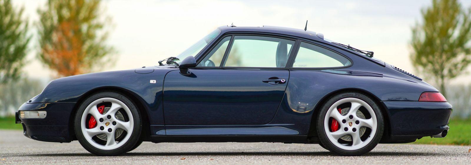 Porsche 911 (993) Carrera 4S, 1997
