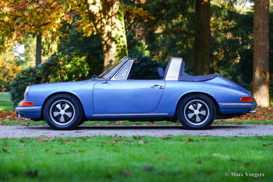 Porsche 911 L Targa Soft Window 1968 Welcome To
